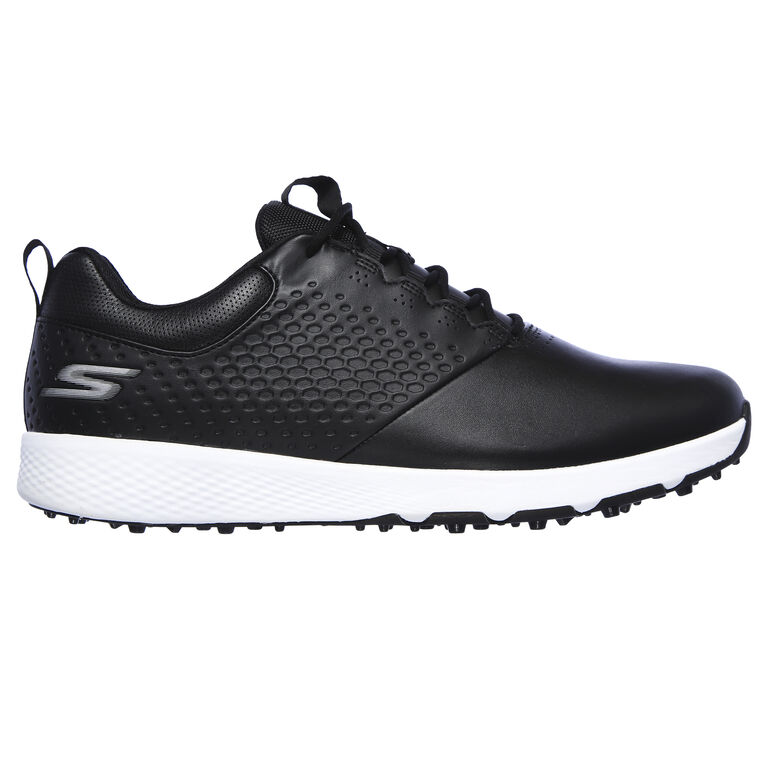 GO GOLF Elite V.4 Men's Golf Shoe - Black/White