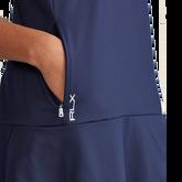 Alternate View 2 of Performance Sleeveless V-Neck Golf Dress