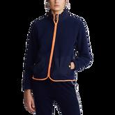 Alternate View 3 of Long Sleeve Sherpa Full Zip Golf Jacket