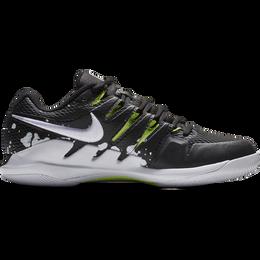 NikeCourt Air Zoom Vapor X Premium Men's Tennis Shoe - Black/Green