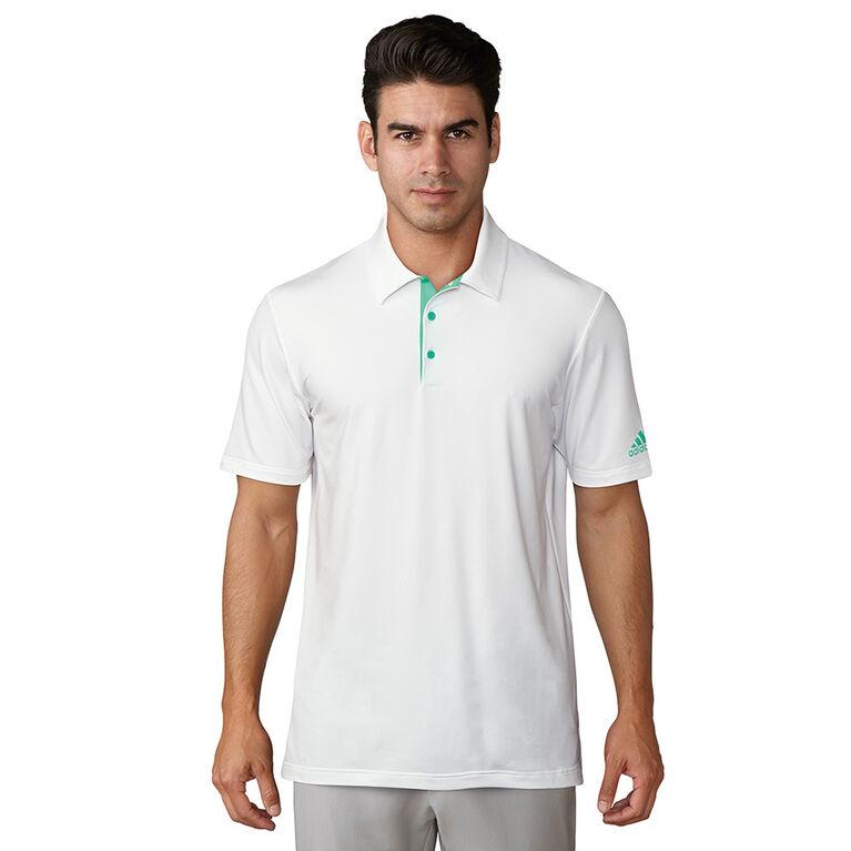 adidas Ultimate365 White Polo