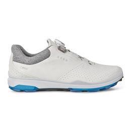 BIOM Hybrid 3 BOA Mens Golf Shoe White/Blue