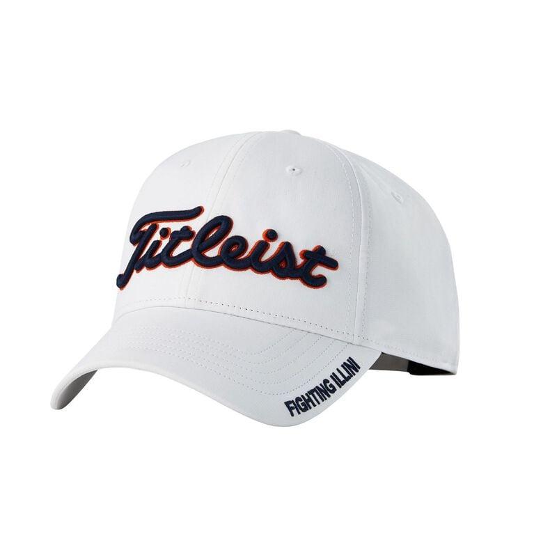 Tour Performance Collegiate Hat - Illinois