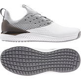 Alternate View 4 of Adicross Bounce 2 Men's Golf Shoe - White/Silver