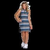 Pacific Vista Collection: DeeDee Sleeveless Stripe Dress