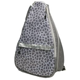 Snow Leopard Tennis Backpack