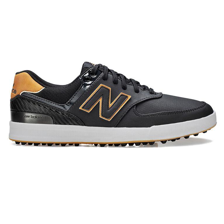 574 Greens Men's Golf Shoe - Black