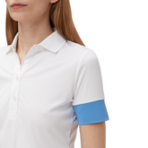 Alternate View 2 of Short Sleeve Contrast Trim Polo