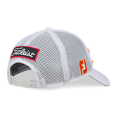 Alternate View 3 of Tour Performance Mesh White Hat