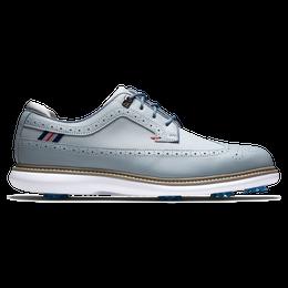 Traditions - Shield Tip Men's Golf Shoe