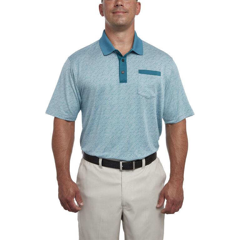 Tweed Pocket Polo