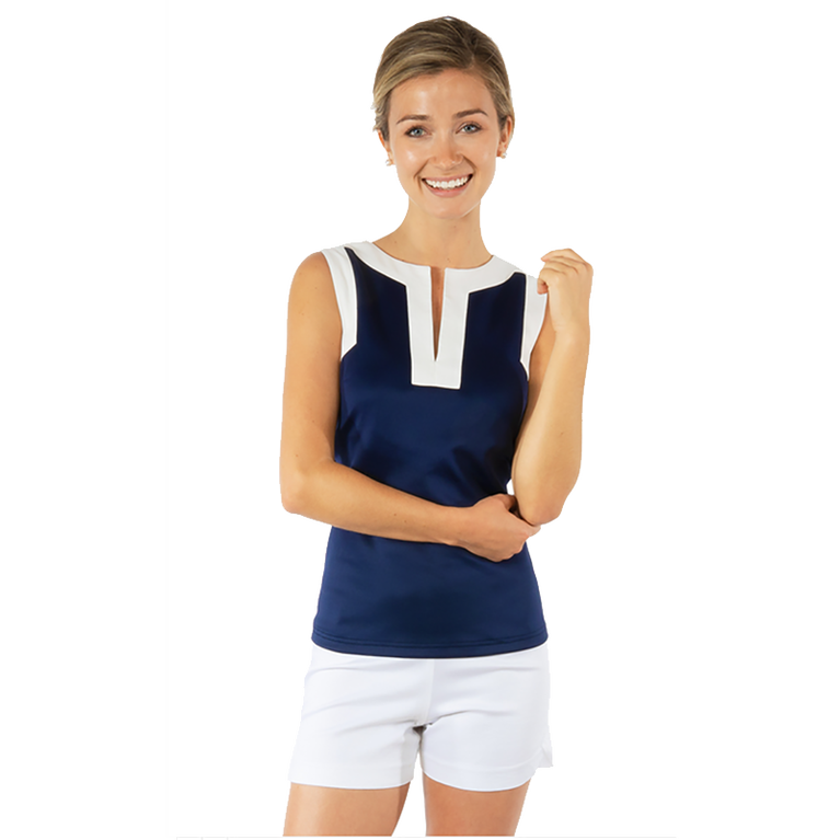 Tank with Built in Bra