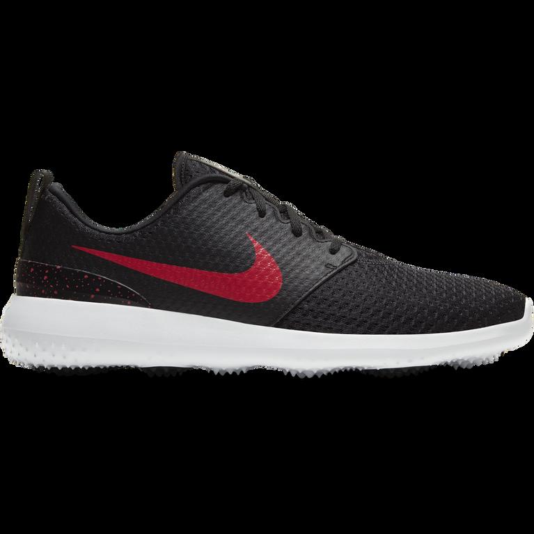 Roshe G Men's Golf Shoe - Black/Red