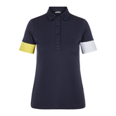 Alternate View 4 of Short Sleeve Yasmin  Golf Polo
