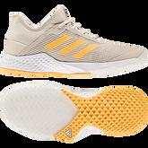 Adizero Club Women's Tennis Shoe - Orange