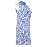 Off The Charts: Lela Sleeveless Printed Dress