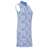 Alternate View 1 of Off The Charts: Lela Sleeveless Printed Dress
