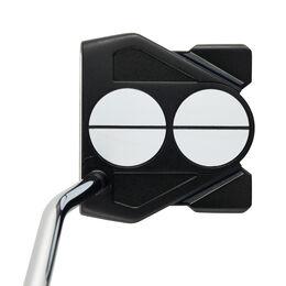 2-Ball Ten Arm Lock Tour Lined Putter