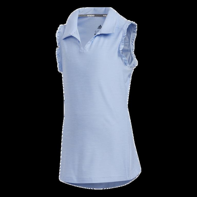 Girls Sleeveless Golf Polo
