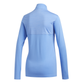 Alternate View 9 of Minted Blues Collection: Half-Zip Solid Pull Over Jacket