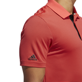 Alternate View 5 of Two-Color Club Stripe Polo Shirt