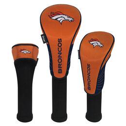 Team Effort Denver Broncos Set of 3 Headcovers