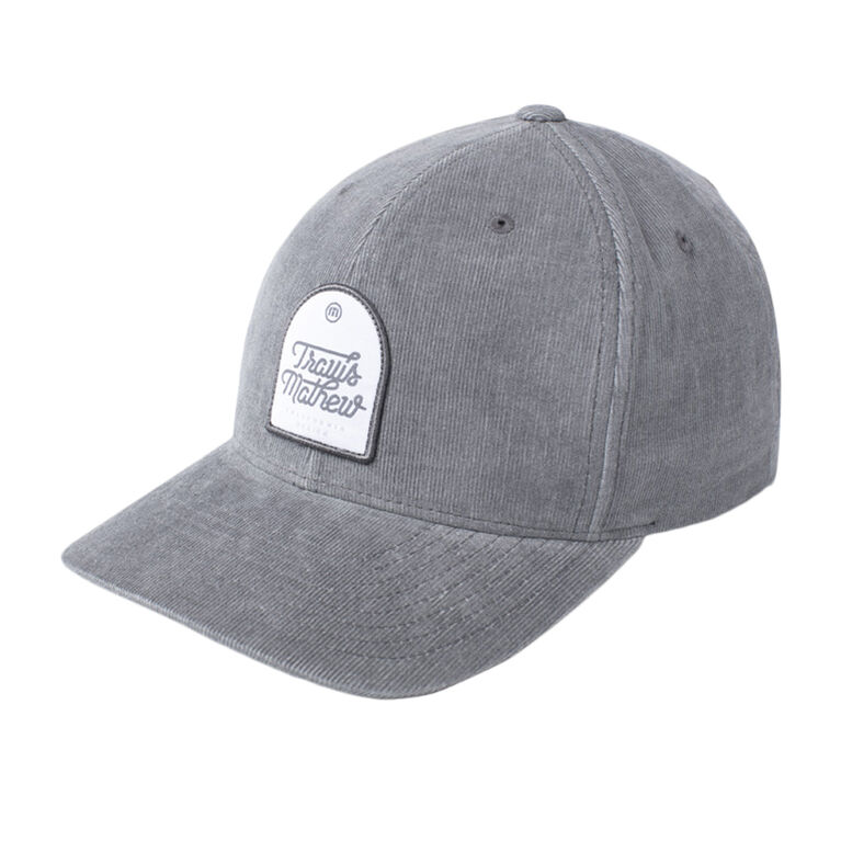 Baked Alaska Patch Snap Back Hat