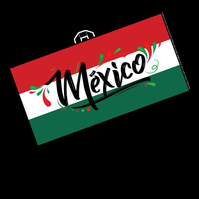 Mexico - Microfiber Player's Towel