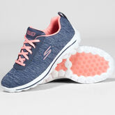Alternate View 5 of GO WALK SPORT - Navy/Pink