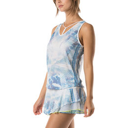 Lucky in Love Axis Point Y-Strap Tank