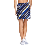 Alternate View 2 of Aspen Ray Collection: Darby Diagonal Striped Skort