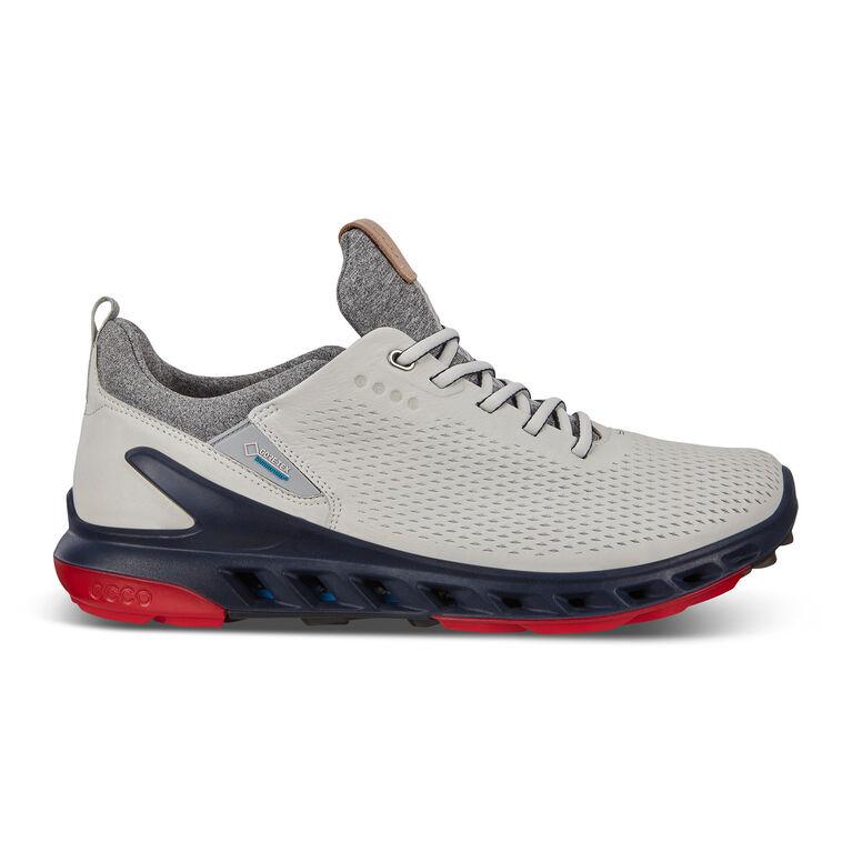BIOM Cool Pro Men's Golf Shoe - White/Red