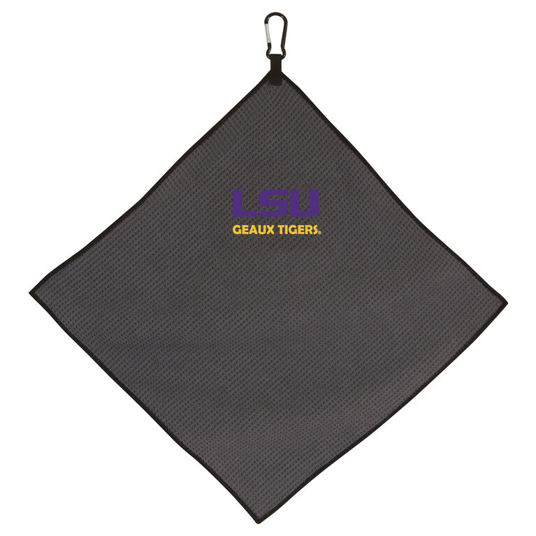 Team Effort LSU 15x15 Towel