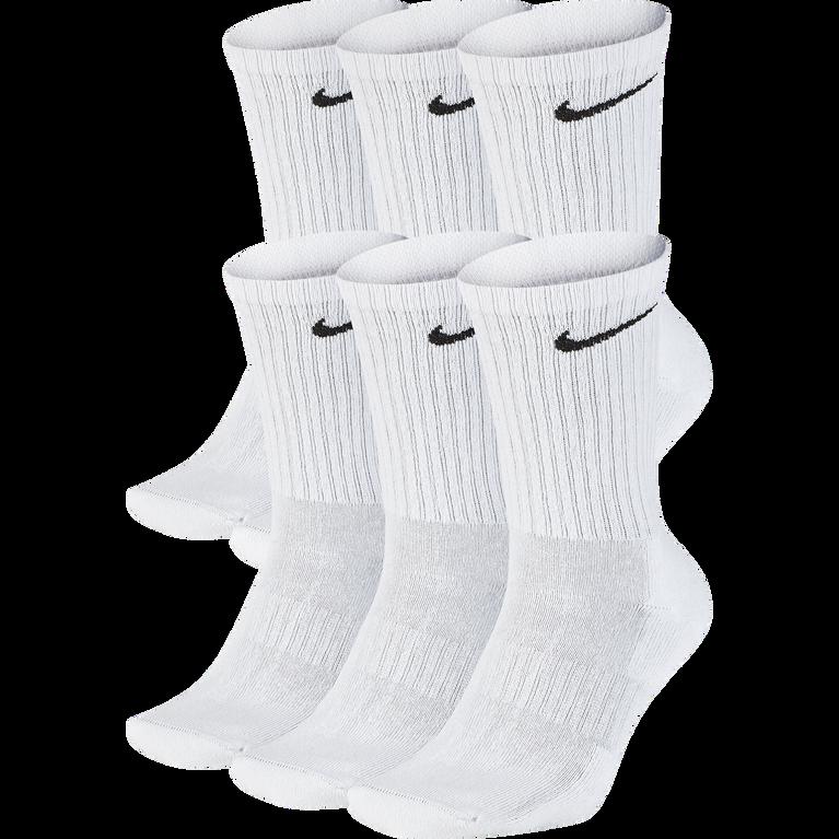 Everyday Cushion Crew Training Socks (6 Pair)