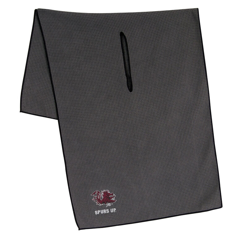Team Effort South Carolina Gamecocks Microfiber Towel