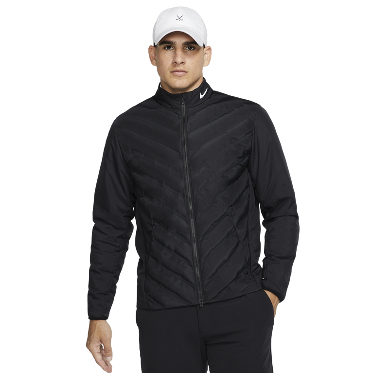 AeroLoft Repel Men's Full-Zip Golf Jacket