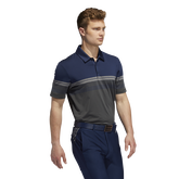 Alternate View 1 of Ultimate365 Gradient Block Stripe Polo Shirt
