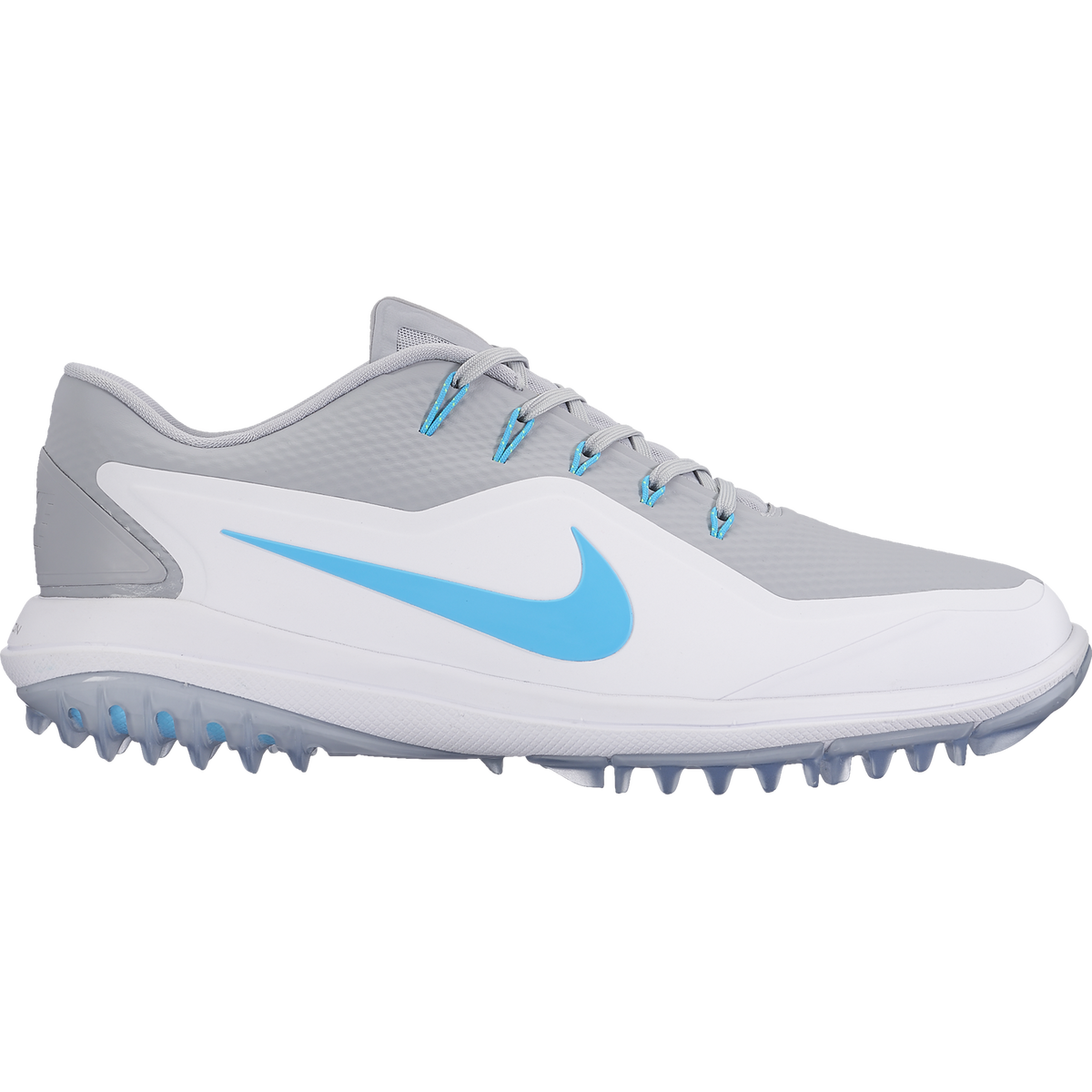best sneakers 3214f e9ff9 Nike Lunar Control Vapor 2 Men  39 s Golf Shoe - Grey Blue Zoom Image