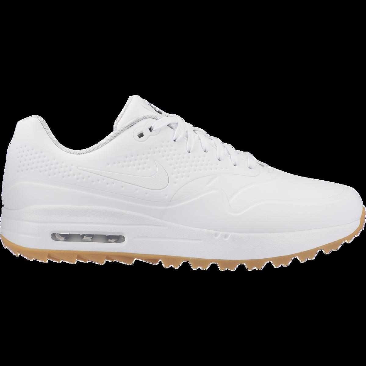 3ecbdcb3651e Nike Air Max 1G Men s Golf Shoe - White