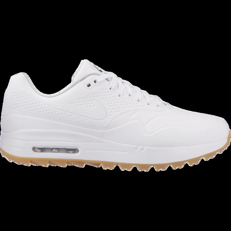 Air Max 1G Men's Golf Shoe - White