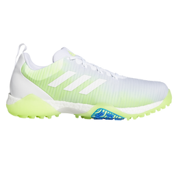 CODECHAOS Men's Golf Shoe - White/Green