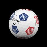 Alternate View 2 of Chrome Soft Truvis USA Golf Balls
