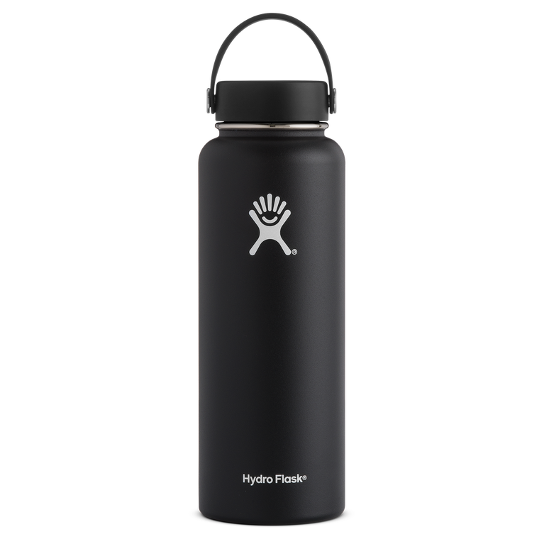 Hydroflask 40oz. Wide Mouth Water Bottle