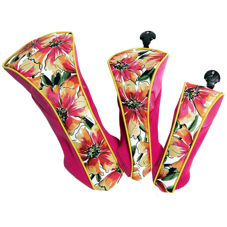 Glove It Sangria Headcover 3 Pack