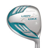 Alternate View 2 of Lady Edge Women's Half Complete Set - Turquoise/White