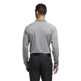 Alternate View 3 of Ultimate Climacool Long Sleeve Solid Polo Shirt