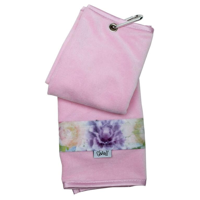 Watercolor Towel