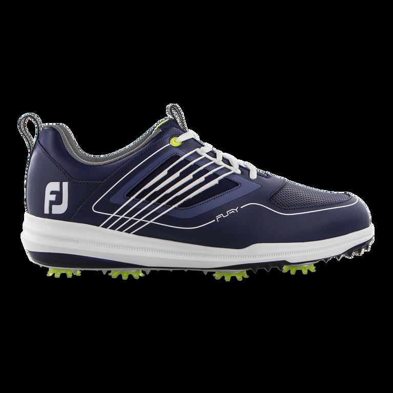 FURY Men's Golf Shoe - Navy/White