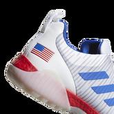 Alternate View 8 of CODECHAOS USA Men's Golf Shoe - Red/White/Blue