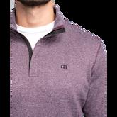 Alternate View 3 of Hideaway Sweater Fleece 1/4 Zip Pullover